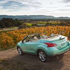 Nissan Murano CrossCabriolet AWD