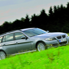 BMW 320i Touring Edition Exclusive Automatic