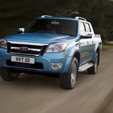 Ford Ranger 3.0 TDCi 4x4 Wildtrak Double Cab