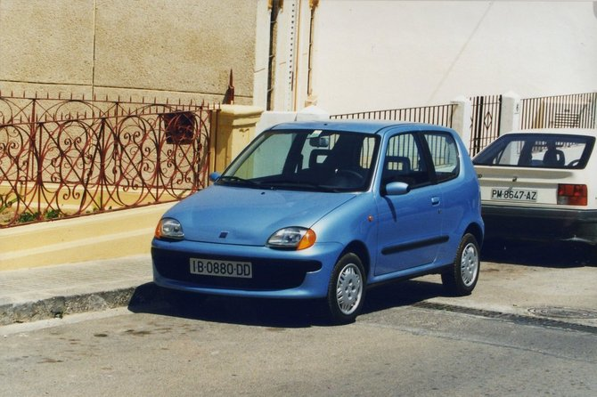 Fiat Seicento Photos :: 6 pictures from all 6 versions :: autoviva.com