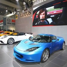 Lotus Evora GTE IPS