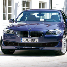 Alpina BMW B5 BITURBO Saloon