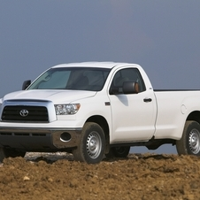 Toyota Tundra-Grade Regular Cab 4X4 5.7L FFV Long Bed