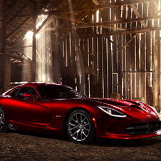 Traditionally, the Viper convertible has been the first revealed