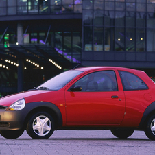The main argument for the Ka is its chassis and the easy handling it offers to unexperienced drivers.