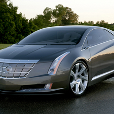 Cadillac has shown undisguised concepts of the ELR in the past