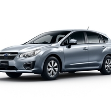 Fourth-Gen Subaru Impreza with Upgraded Engines and New Styling