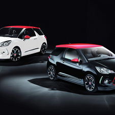 Citroën DS3 1.6 THP Red Edition