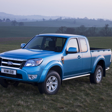 Ford Ranger 2.5 TDCi 4x4 XLT Double Cab