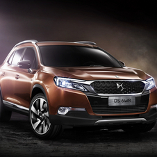 After the DS 5 and DS 5LS, the DS 6WR will become the third model to be produced by Citroën in China