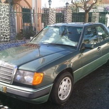 Mercedes-Benz 300 D Turbo
