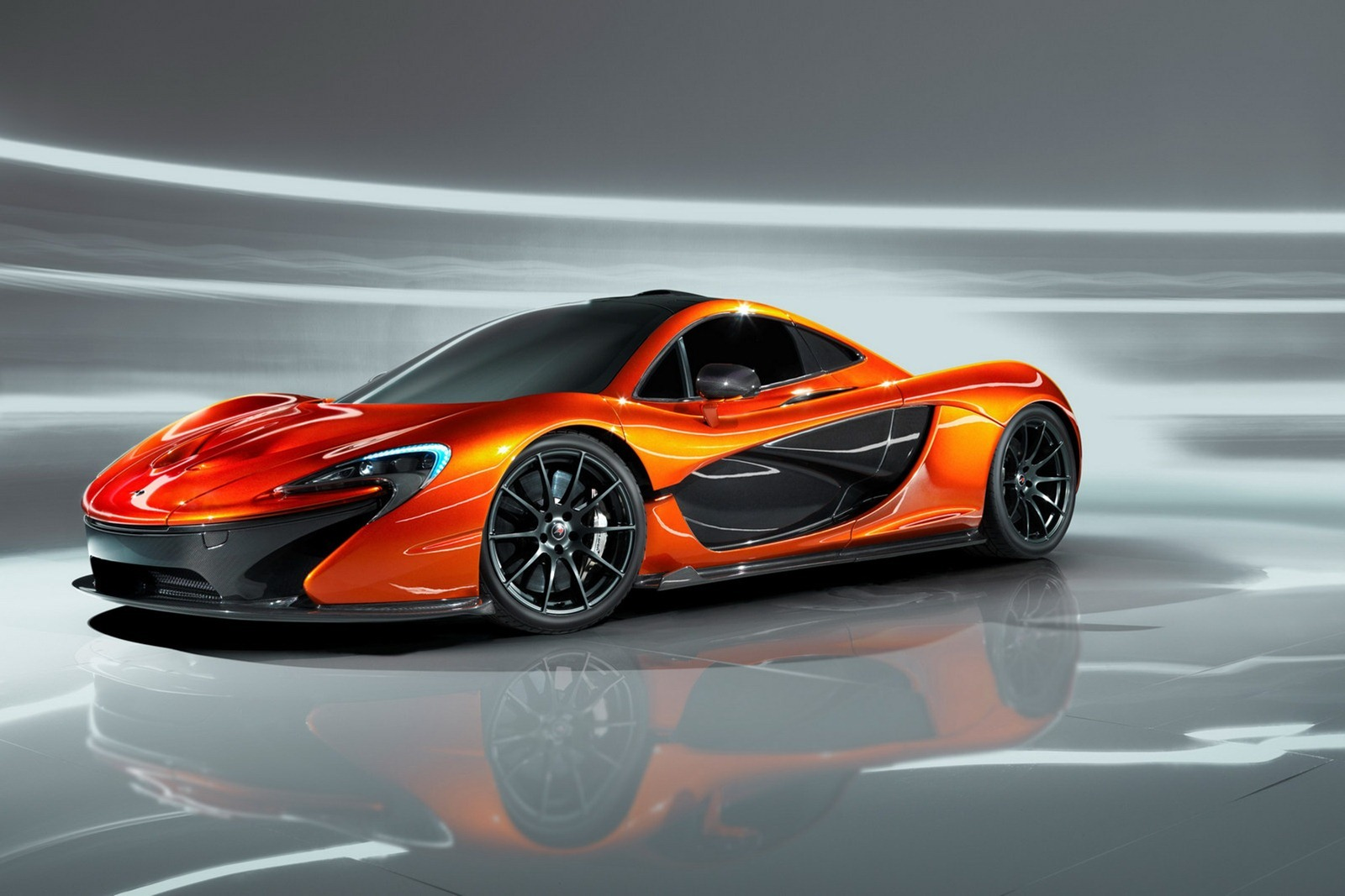 McLaren Wants the P1 to be the Best Driver\'s Car Ever slideshow ...