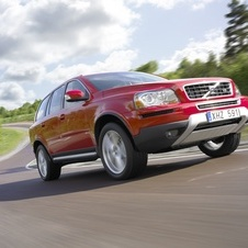 Volvo XC90 3.2 Summum AWD Geartronic