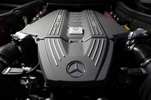 Besides sharing engines with Aston Martin, Mercedes may be willing to share with them platform technology