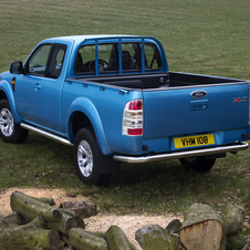 Ford Ranger 2.5 TDCi 4x4 XL Single Cab