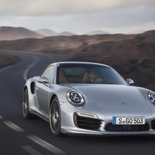 Porsche has done a great job of keeping the Turbo hidden from the public