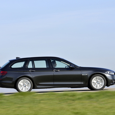 BMW 520d xDrive Touring Steptronic