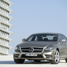Mercedes-Benz CLS 500 BE Auto
