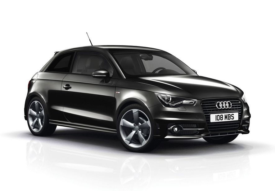 audi a1 1 4 tfsi 185 black edition 1 photo. Black Bedroom Furniture Sets. Home Design Ideas