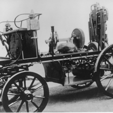 Daimler Fire pump