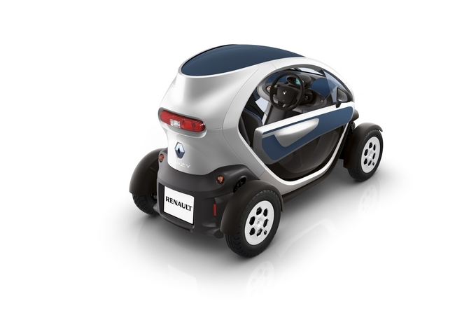 renault twizy urban 45 photo renault twizy gallery 330 views. Black Bedroom Furniture Sets. Home Design Ideas