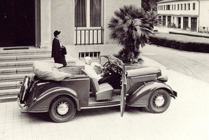 Opel Super Six Cabriolet