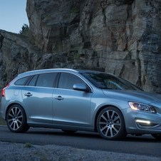 Volvo V60 1.6 T4 Kinetic Powershift