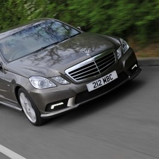 Mercedes-Benz E200 Saloon CDI BlueEFF. SE