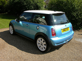 MINI (BMW) Cooper S Automatic