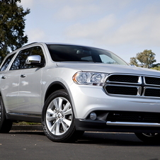 Dodge Durango Heat RWD