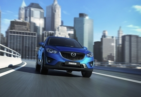 Mazda CX-5 2.2D SKYACTIV AWD AT