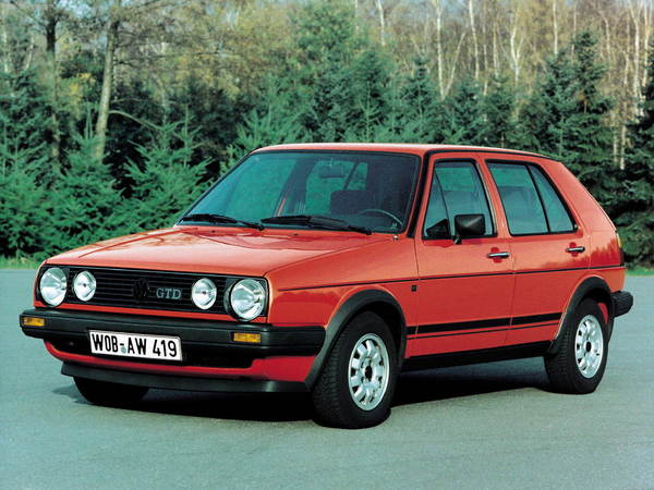 VW Golf GTD
