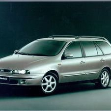 Fiat Marea Weekend Turbodiesel 125