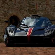The car costs just €2.2 million