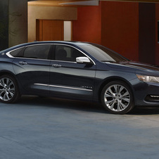 GM in the US will have the new Chevrolet Impala on sale before the end of the year