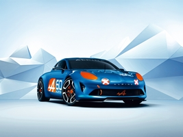 The vehicle serves as a preview to the sports car that will be launched in 2016