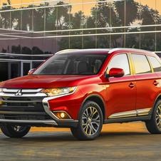 The new model introduces the brand's new design language and is inspired by the Outlander PHEV Concept-S