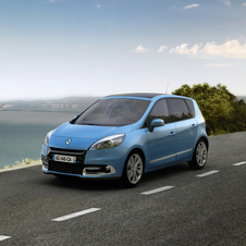 Renault Scénic 1.5 dCi FAP ECO2 Exclusive AT