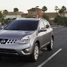 Nissan Rogue S AWD Krom Edition