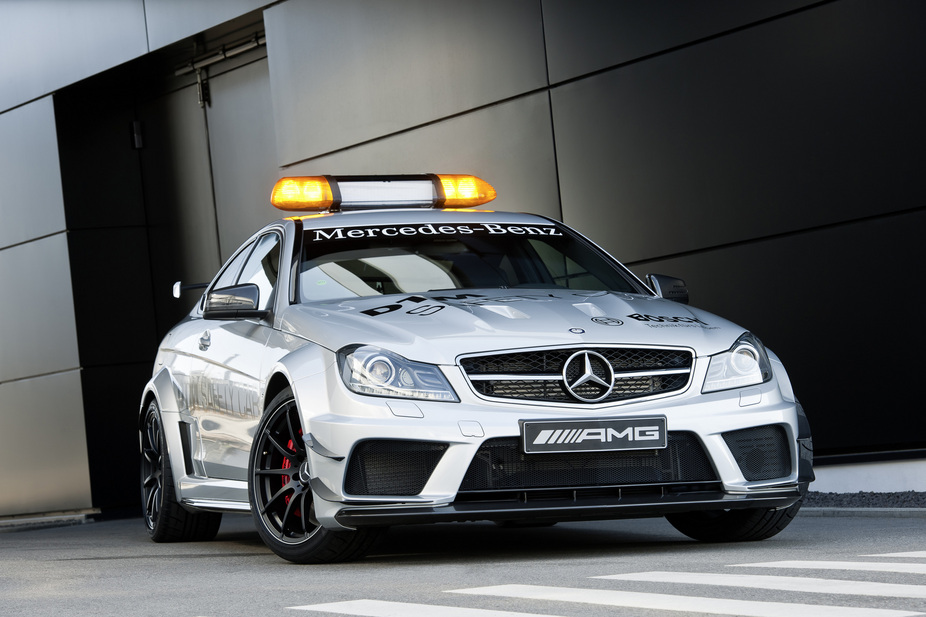 Mercedes c63 amg black series debuts as dtm 39 s new safety for Mercedes benz amg 6 3 liter v8 price