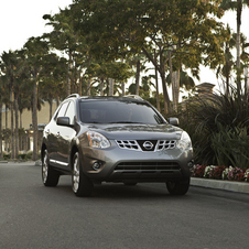 Nissan Rogue S FWD
