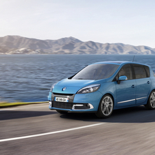 Renault Scénic 1.5 dCi FAP ECO2 Expression