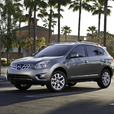Nissan Rogue S FWD Krom Edition