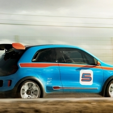 Renault is using the new platform for the next generation Twingo