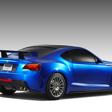 Subaru BRZ STI Concept Finally Shown to Public