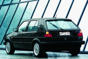 Volkswagen Golf G60 Limited