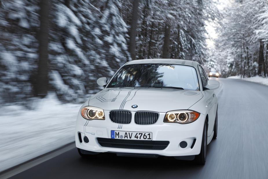 Bmw Activee Next Step To Zero Emission Mobility News Autoviva
