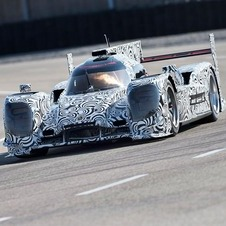 Porsche says three of its four drivers have tested the LMP1