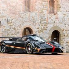 The Revolucion may be the final Zonda, Pagani has said it before