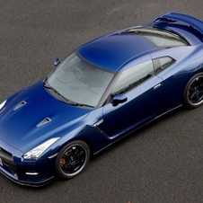 Nissan GT-R Track Pack Black Edition